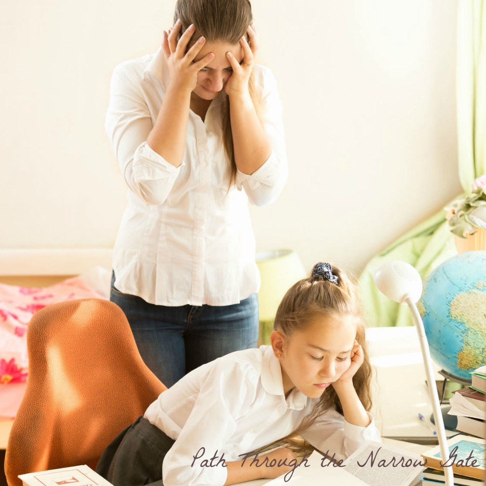 Do you want to improve your homeschool experience? Here are seven habits that have helped me and my children stay focused when the year starts feeling long.