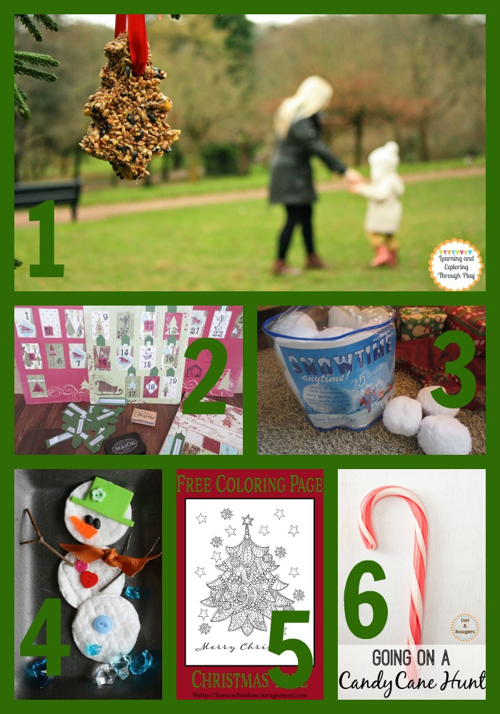 Christmas collage 2