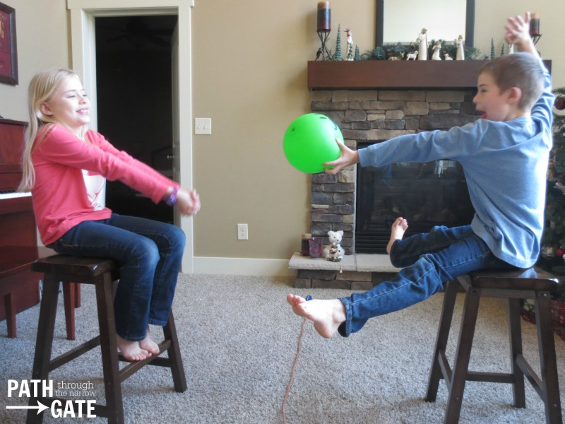 Balloon Volleyball 2