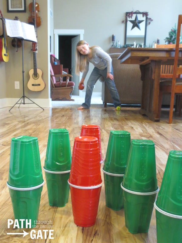 Cups Games 2