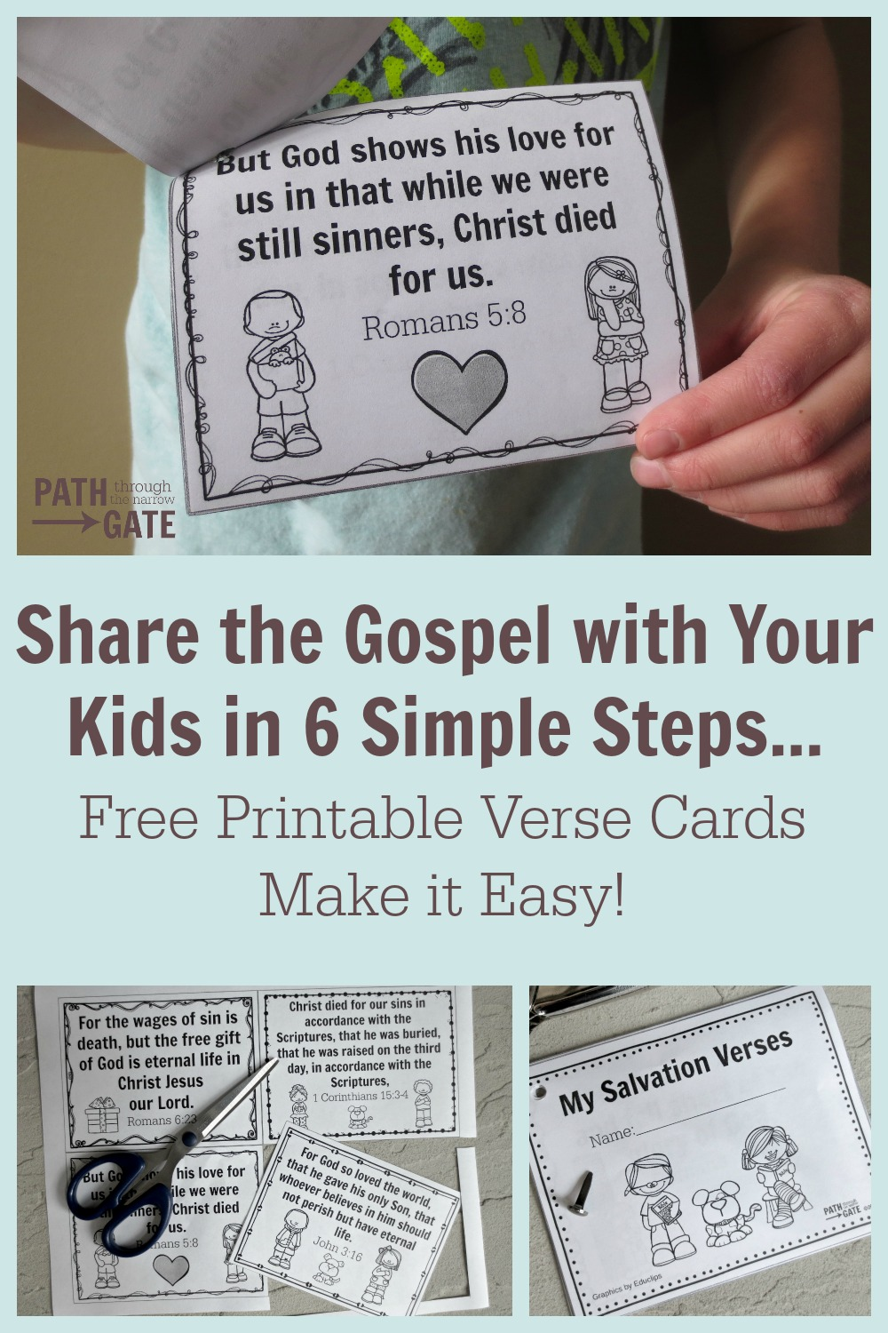The Easiest Way to Make Bible Verse Printables in Canva