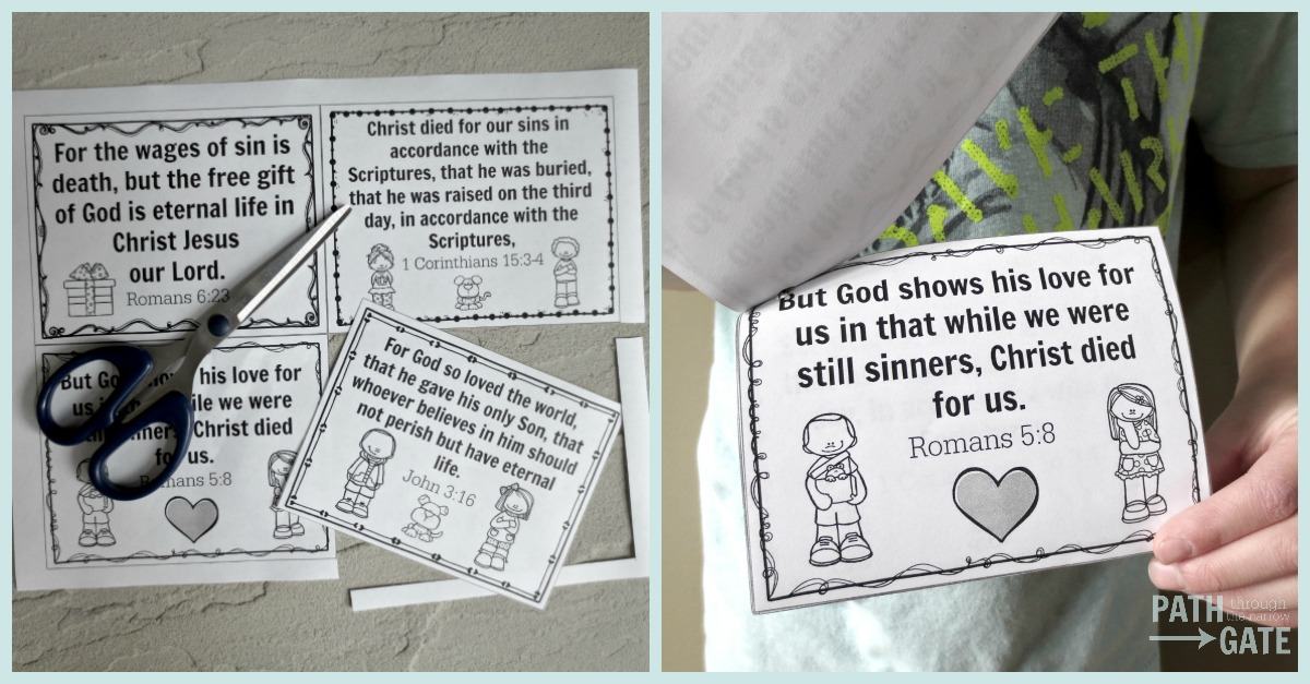 How to Share the Gospel with Kids in Six Simple Steps