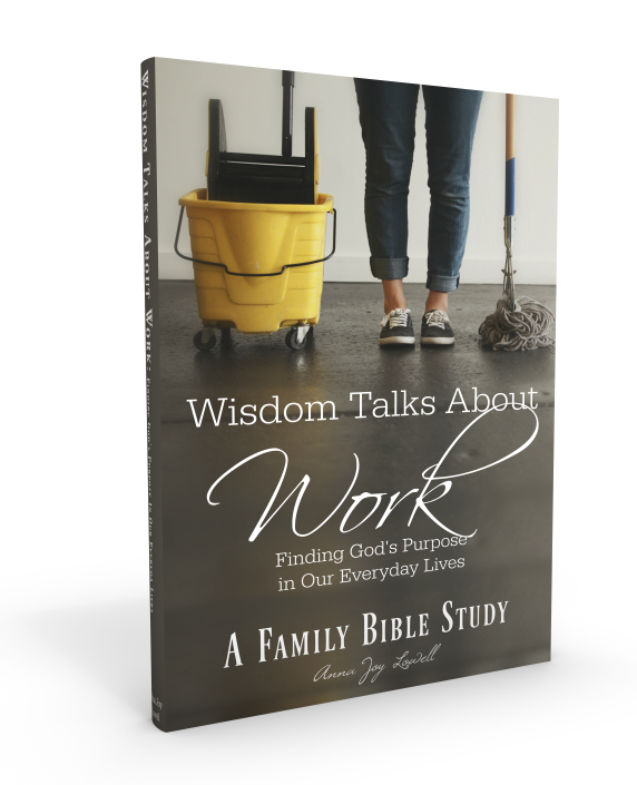 Wisdom talks about work 3d cropped