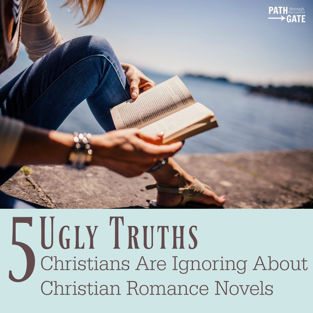 "Are ""Christian Romance Novels"" actually dangerous? This post includes a set of questions to ask yourself as you read fiction books."